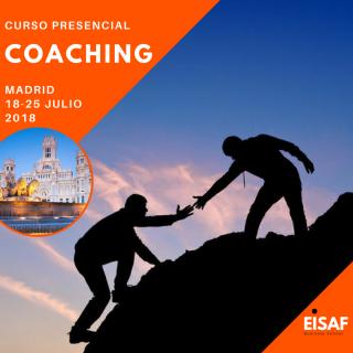 curso presencial coaching