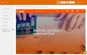 plataforma clase eisaf
