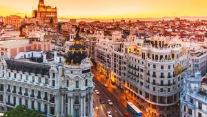 estudiar en Madrid